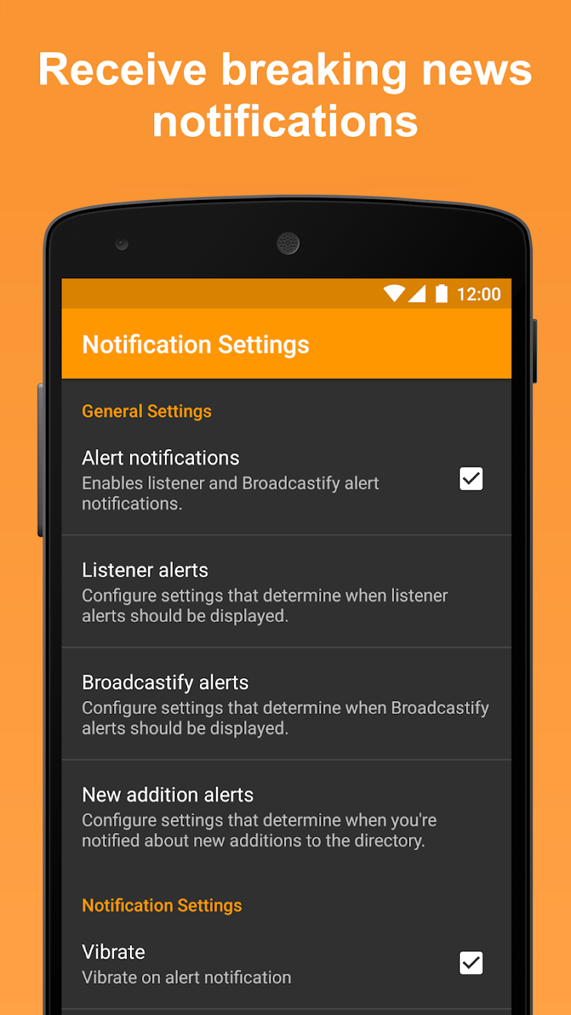 Scanner Radio Pro - Fire and Police Scanner Screenshot 5