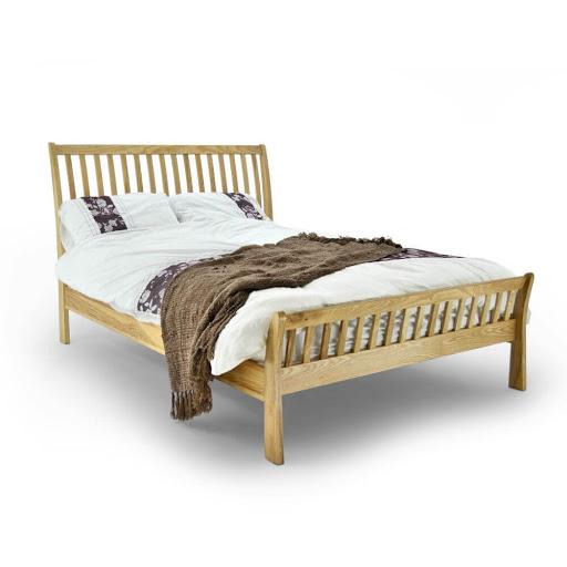Ashton Oak Bed Frame