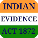 Indian Evidence Act 1872 in English icon