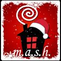 MASH Christmas icon