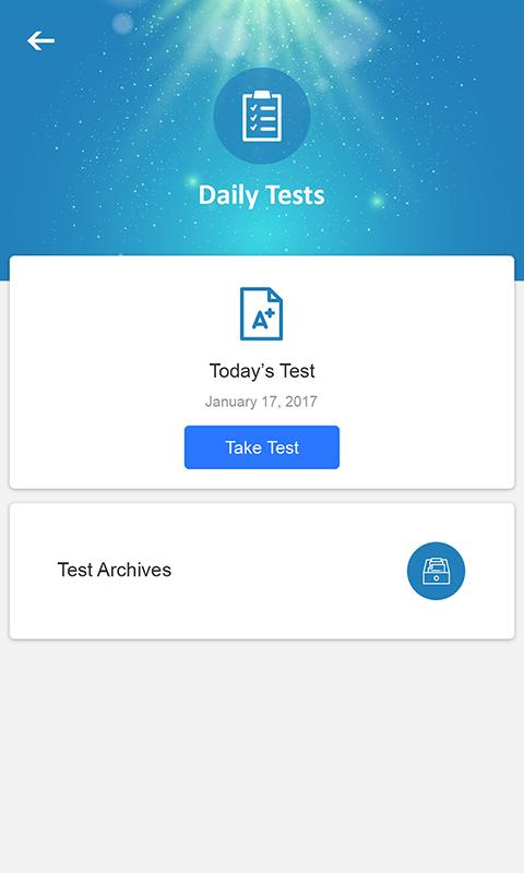 TIME4BANK Exams- screenshot