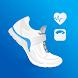 歩数計/万歩計 : 人気の無料ウォーキングアプリ、ステップカウンター、カロリー計算、減量トラッカー