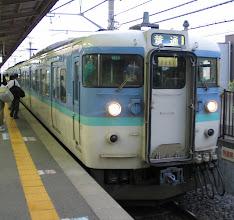 Photo: 塩尻で、JR東海からJR東日本へ乗り替え