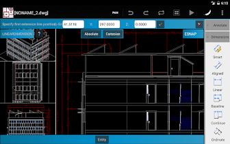 CorelCAD Mobile - screenshot thumbnail 17