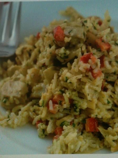 Awesome Rice-a-roni Salad Recipe