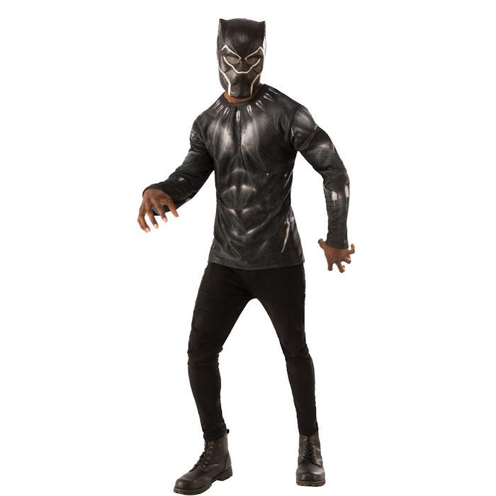Dräkt Black Panther