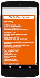 Wanna One Nejlepší hudba & texty - náhled