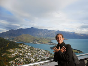 Photo: Queenstown (Nouvelle-Zélande)