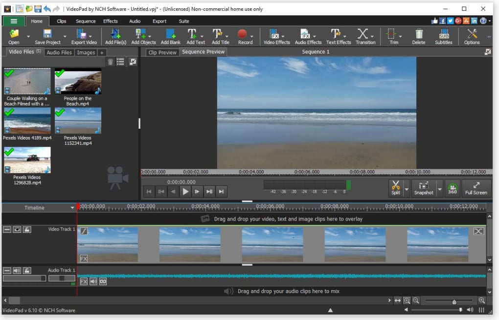 Free Video Editing Application for PC 2020 - AbiShid