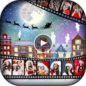 christmas video maker 2018 music slideshow maker apk download for android