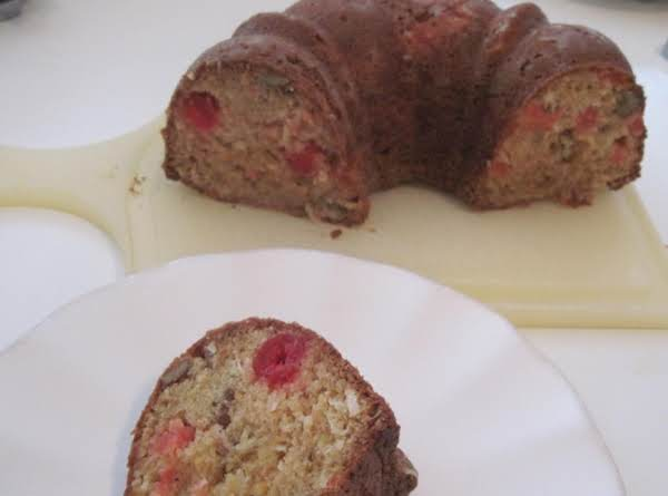 Fruited Friendship Cake Recipe