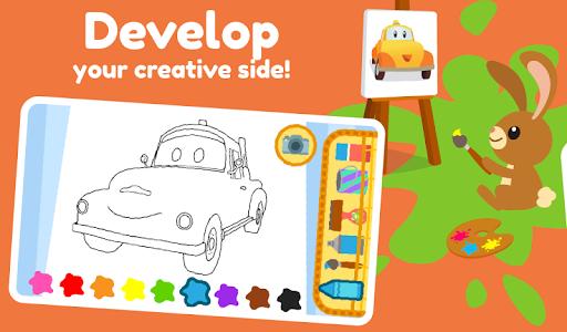 Car City World: Little Kids Play, Watch TV & Learn cheat screenshots 5