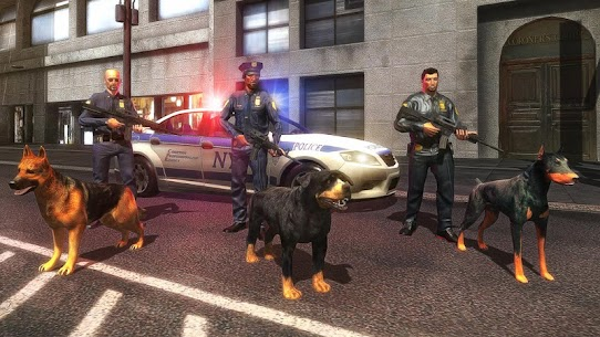 Police Dog Survival 8