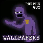 Purple Guy Wallpapers