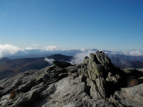 Photo: Summit of Camel's Hump