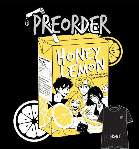 TEA Shirt PREORDER