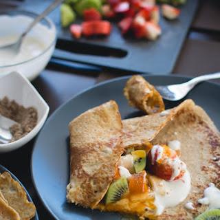Paleo Fruity Breakfast Pancake