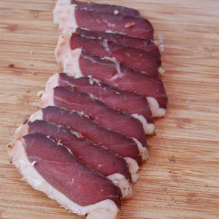 Dried Duck Breast.