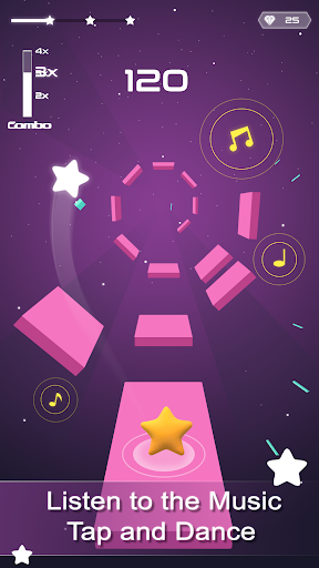 Magic Twist: Twister Music Ball Game 1.1.3 mod screenshots 1
