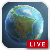 🌏 Live Earth - Satellite Maps