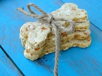 Peanut Butter Biscuit