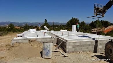 Photo: isolatie betonvloer