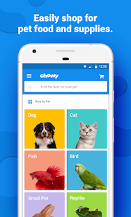 App Chewy - Where Pet Lovers Shop APK for Windows Phone