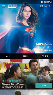 The CW- screenshot thumbnail