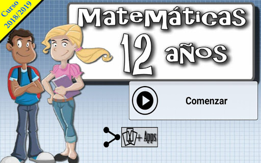Matemáticas 12 años 1.0.15 screenshots 1