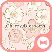 Cute Wallpaper Cherry Blossoms Theme