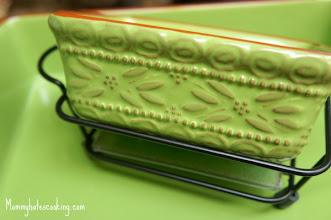 Photo: Upclose of the fabulous design.
