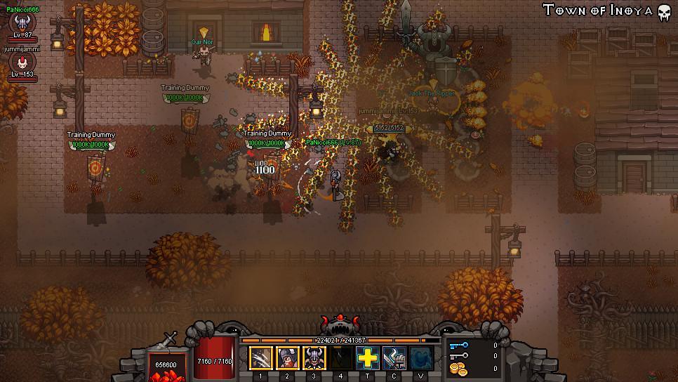 Hero Siege Apk v2.0.4 Mod - Screenshot
