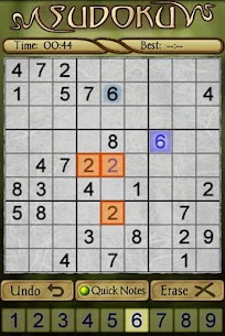 Sudoku Free Apk  Download For Android 2