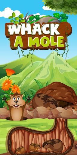 Whack A Mole 1.7 screenshots 1