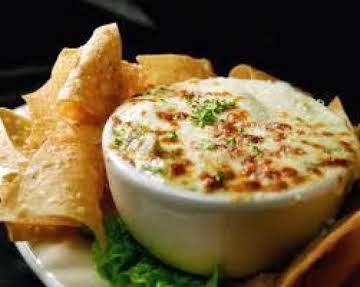 Spinach Blue Cheese Artichoke Dip