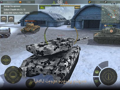 Grand Tanks: Tank Shooter Game 2