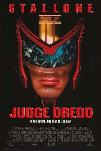 Sylvester Stallone, Judge Dredd