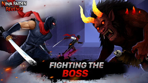 Game Raiden Báo Thù Ninja Raiden Revenge Mod