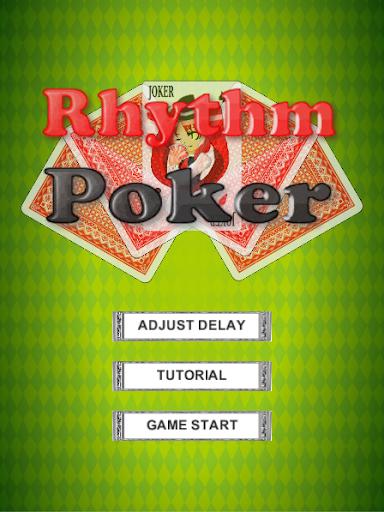Rhythm Poker