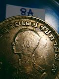 **เคาะเดียวแดง** เหรียญ 1 บาท แปลก ไม่ทราบสาเหตุ คัดเจอ ดูตามรูป แล้วแต่ความชอบนะครับ.จำนวน 1 เหรียญ ครับ