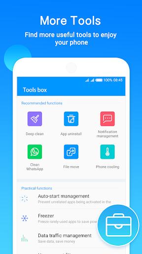 Phone Master - Boost, Clean, App Lock, Data Saver 2.8.8.203.2 screenshots 7