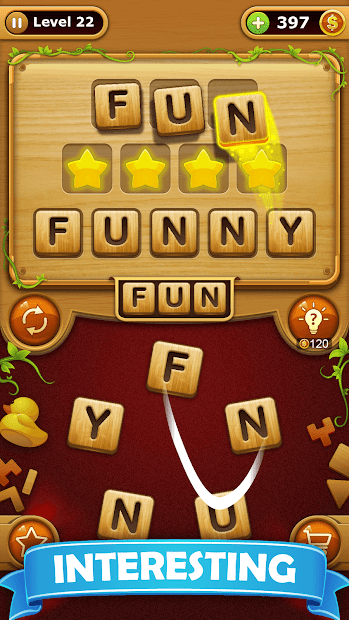 Word Connect - Word Games Puzzle Android App Screenshot