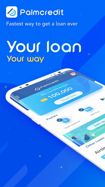 Palmcredit Instant Loans 1 2 5 Android Sovellukset Appagg Com