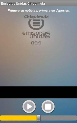 Emisoras Unidas Chiquimula