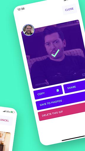 Familiar - Faceswap GIFs screenshot 5