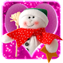 Lovely Christmas Photo Frames icon