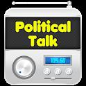 Political Talk Radio icon