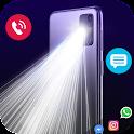 flashlight call: Flash Alert icon