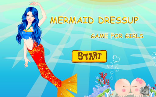 Mermaid Dress Up Games Free