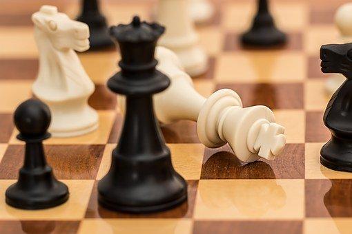 Checkmate, Chess, Board, Chess Board